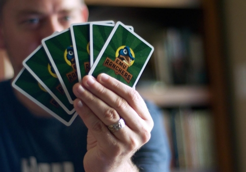 Emu Ranchers – Card Game